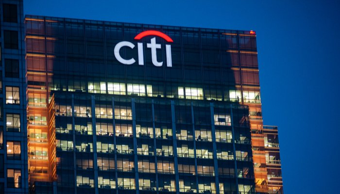 Citigroup was fined $400 million