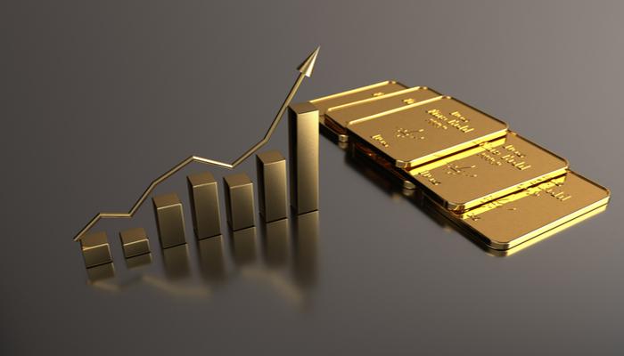 أسعار الذهب XAU / USD تستعد للأحداث الرئيسية في الأسبوع القادم