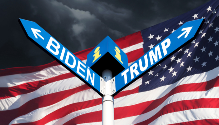 Market Sentiment Improves as Biden Nears from the White House