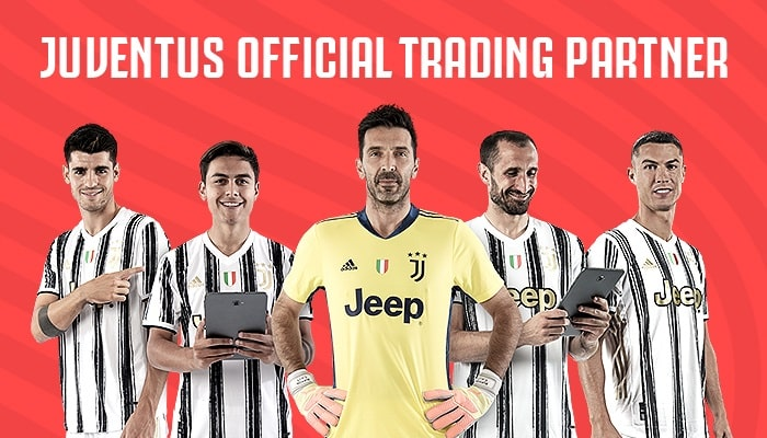 CAPEX.com becomes the Official Trading Partner of Juventus