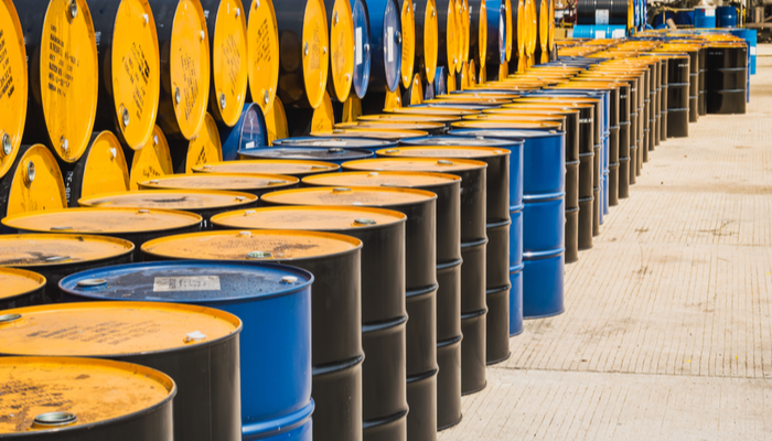 Oil prices stabilize after hitting $72