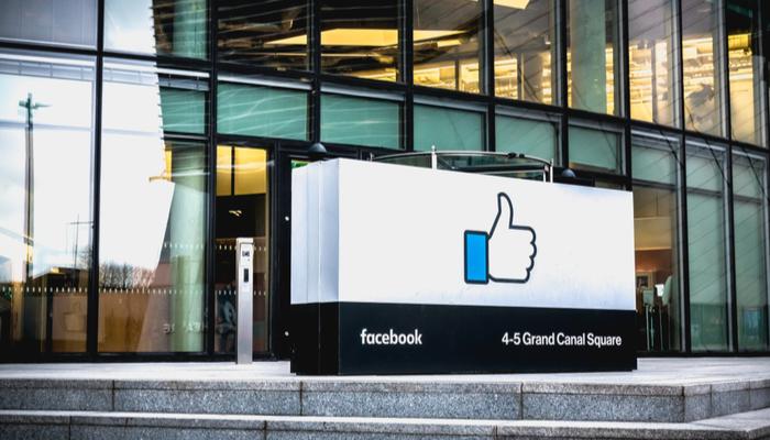 Facebook tops $1 trillion in market cap