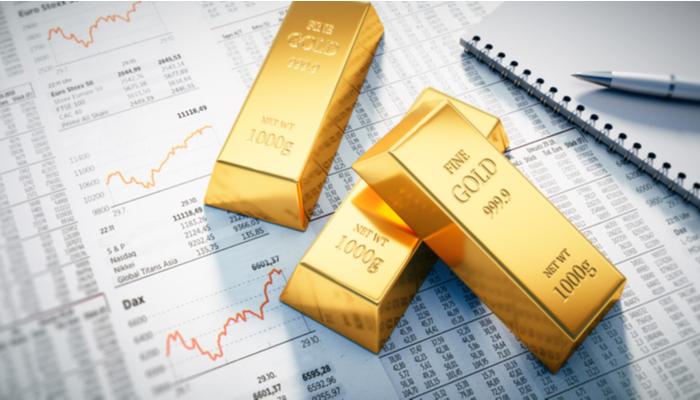 Gold Price falls sharply